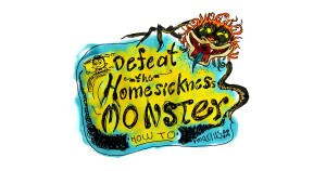 Defeat the homesickness monster: How to deal with a homesick kid that is not yours (at night)