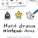 Free printable and DIY kids games ideas with items from popular Nintendo games like Mario Bros, Pokemon, Mario-Kart, Donkey Kong, etc. By Kids Activities Designer Rodrigo Macias