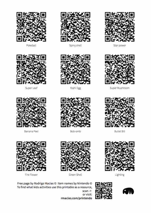 free-printable-qr-nintendo-items-kids-activity
