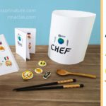 Montessori culinary activity: International Kid Chef by Kids Activities Designer Rodrigo Macias
