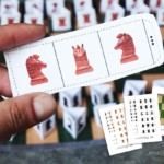 Free printable boardgame: Animals Chess for Kids by Kids activities designer Rodrigo Macias