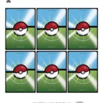 Pokemon Go Cards Design Layout - Free Printable by Kids Activities Designer Rodrigo Macias