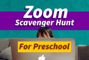 Zoom Scavenger Hunt Ideas for Kids