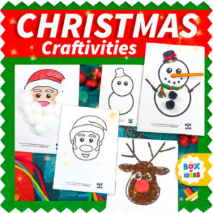 Christmas Craft Activity for Kids